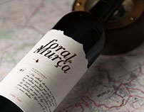 Foral de Murça || Wine Packaging Design