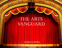 The Arts Vanguard: Capstone Research & Programming