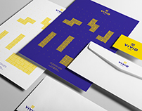 Brand book for VIVID Group