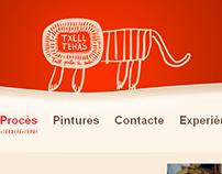 Txell Tehàs Website