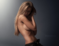 Model: Dasha Strahova