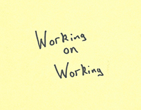 Working on Working