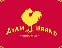 AYAM BRAND - The Rebrand