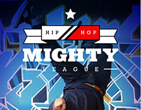 Hip Hop Mighty League Covers