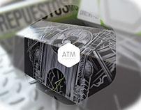 Línea Gráfica /// ATM