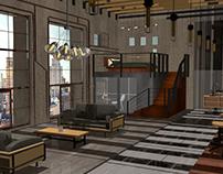 Interior Environment: Loft