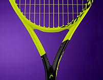 HEAD RACQUET SPORTS – EXTREME Racquet Campaign