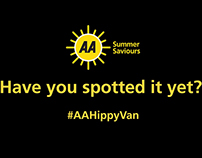 """Have You Spotted it Yet?"" - AA Summer Campaign"