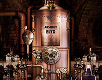 Absolut Elyx, What a classic should be like (spec)