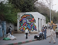 St+art India / C.P Circle Outer Center (Delhi)