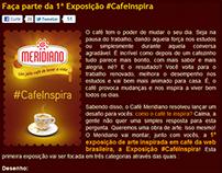 Post: Faça parte da 1ª Exposição #CafeInspira