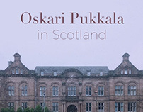 Oskari Pukkala in Scotland