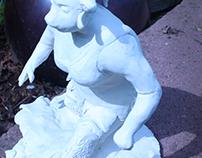 Hybrid sculpture