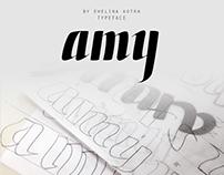 AMY Typeface