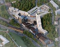 Diploma 2016 |Reconstruction concept in Nizhny Novgorod