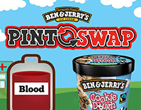Pint Swap - Ben & Jerry's