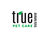 True Pet Products- Logo & Product Design