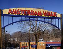 Amsterdam Walk Environmental Graphics