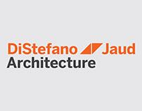 DiStefano Jaud Architecture — brand design