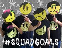 #SquadGoals - Alt Emojis