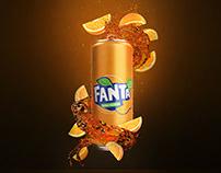 Fanta Feel the Taste