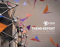 Springleap Trend Report Cover