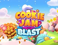 Cookie Jam Blast - Trailer