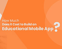 How Much Does it Cost to Build an Educational MobileApp