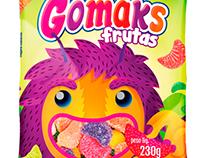 Proposta de redesign Gomaks