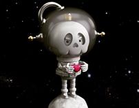 El Pequeño Astronauta