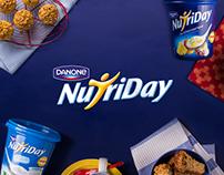 NutriDay Social Media