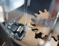 Music Box Automata