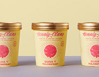 Hennig-Olsens Slow churned icecream