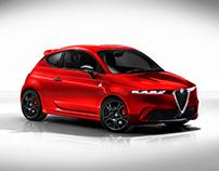 Alfa-Romeo MiTo Coupe