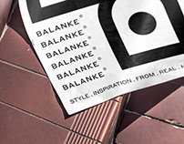 Balanke - Brand Identity