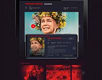 Online cinema