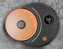 Sun Moon Thermostat