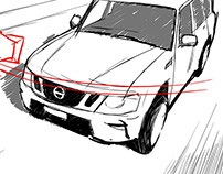 4WD: Storyboards for 3D Animation