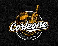 Corleone Vinos y Cerveza Logo
