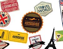 American Tourister Web Design