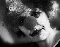 A MOMENT WITH A CLOWN