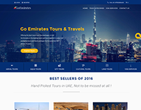 Travel Agency Web Design in Dubai