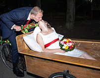 A very Dutch wedding