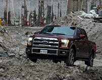 Ford Trucks - 360 Camera
