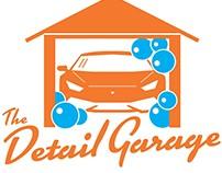 The Detail Garage Logo