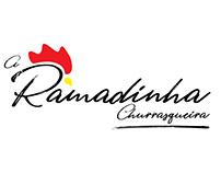 Branding - A Ramadinha - Churrasqueira