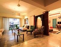 Traditional Apartment, Ahmedabad