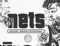 Brooklyn Nets - Social Media Coverage