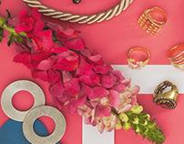 Anúncio Adriana Ferreira - Coleção Primavera Verão