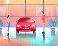 Audi RV Campaign OTV